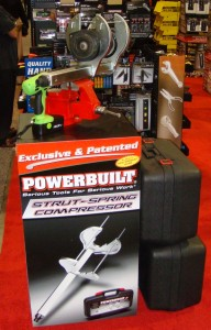 Powerbuilt Strut Spring Compressor