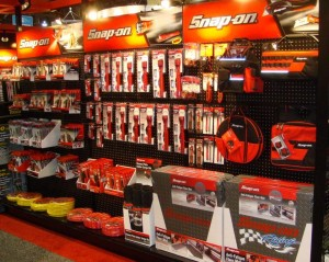 Snap-on Hand Tools & Garage Equipment